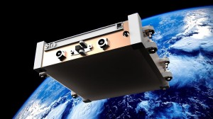 Q-cube in orbit